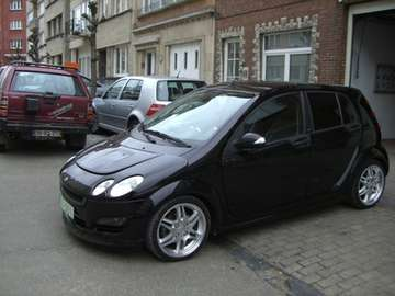 Smart Forfour Brabus #8730894