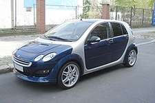 Smart Forfour Brabus #7553294