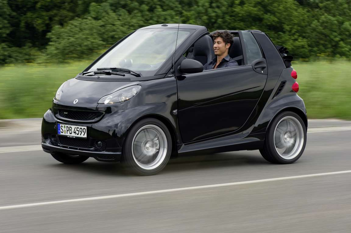 Smart Fortwo Edition Greystyle Only 50 Copies For Canada