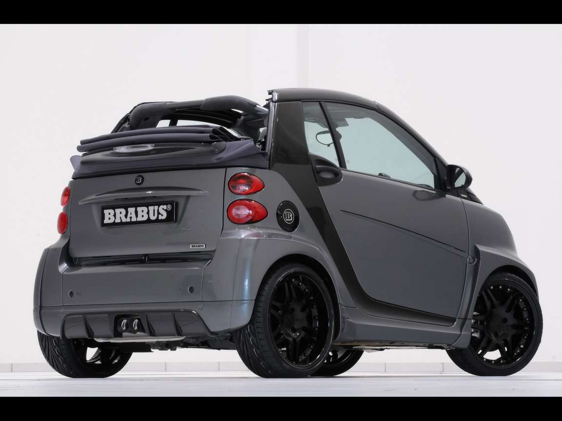 smart Fortwo Brabus #9442535