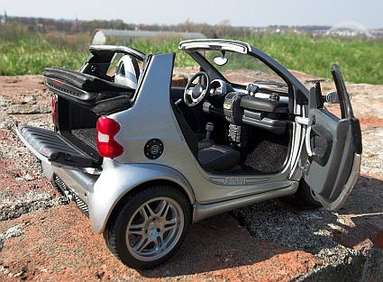 smart Fortwo Brabus #7548323
