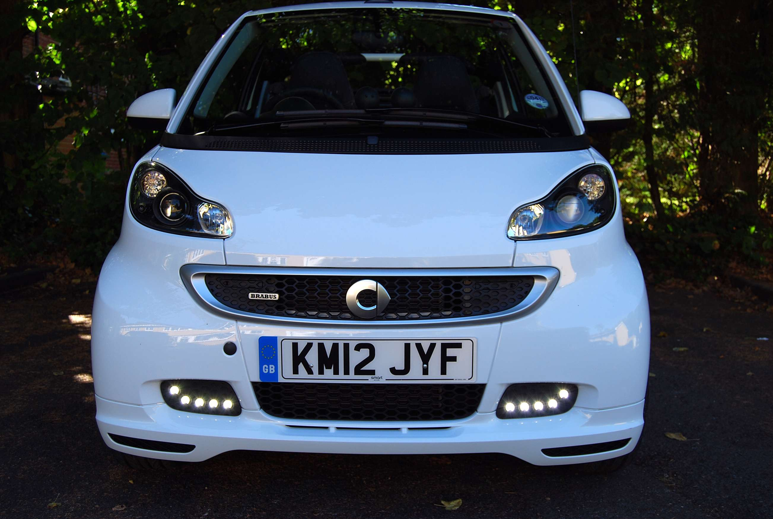 smart Fortwo Brabus #7243152