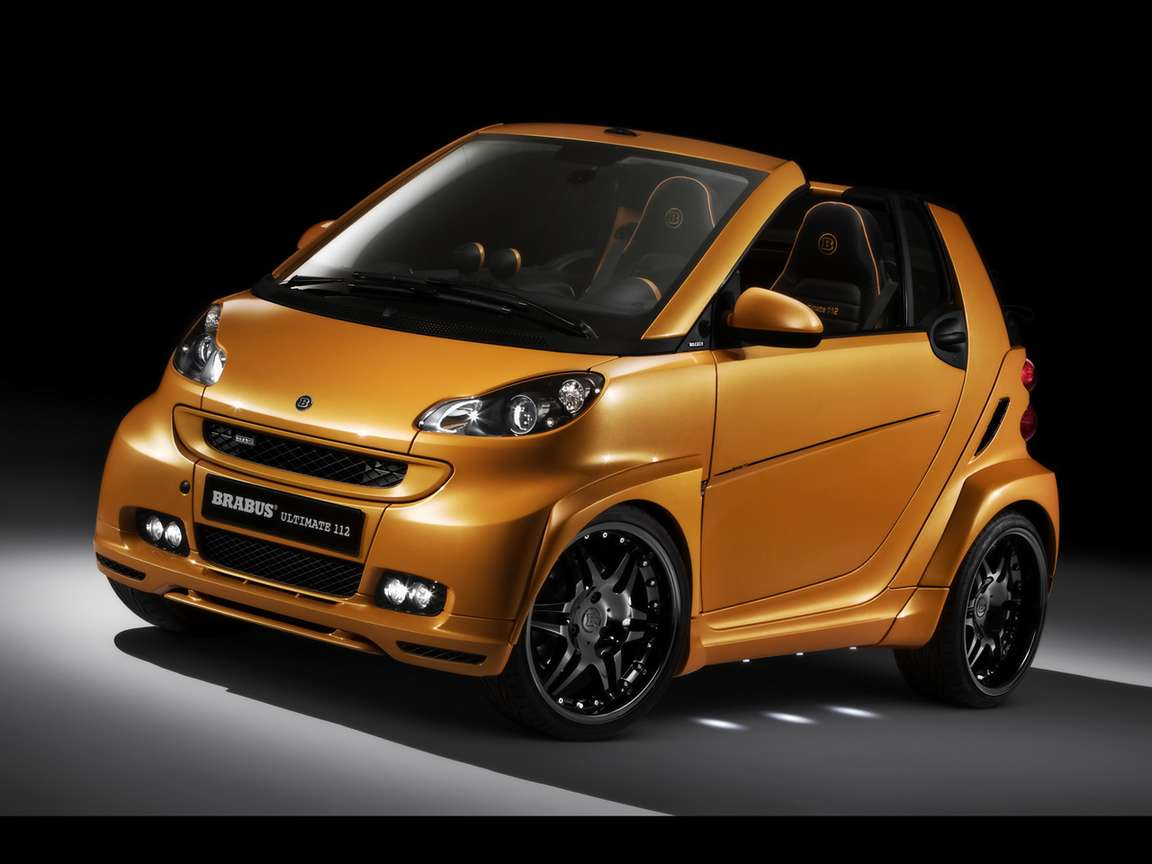 smart Fortwo Brabus #8015101