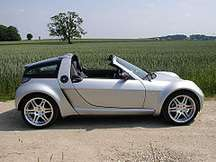 Smart Roadster Coupe #9656253