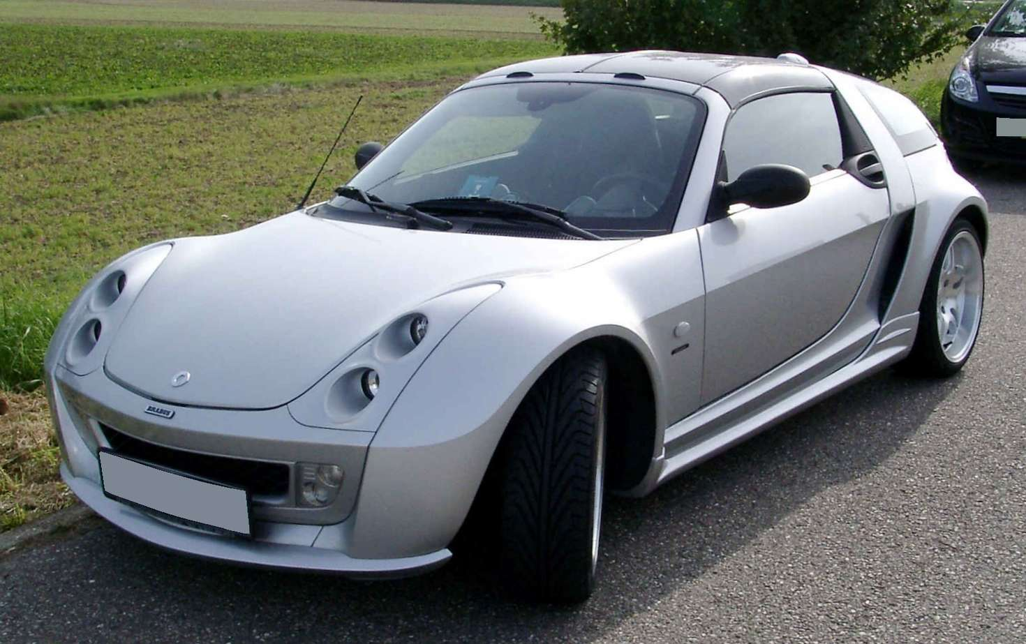 Smart Roadster Coupe #9268269