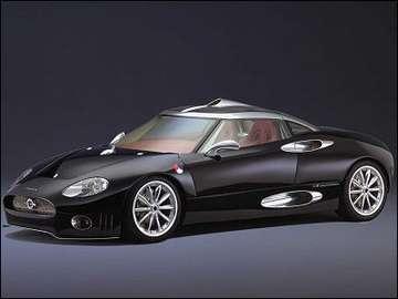 Spyker B6 Venator Concept The Cutting Roadster