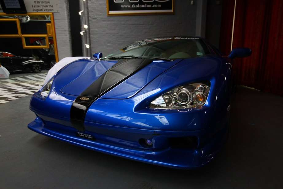 SSC Ultimate Aero TT #7326530