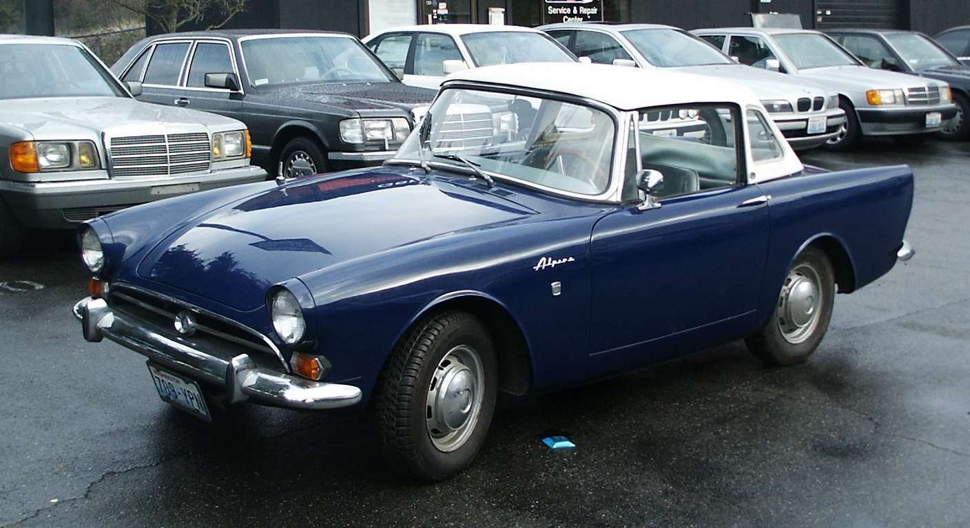 Sunbeam Alpine #9215155
