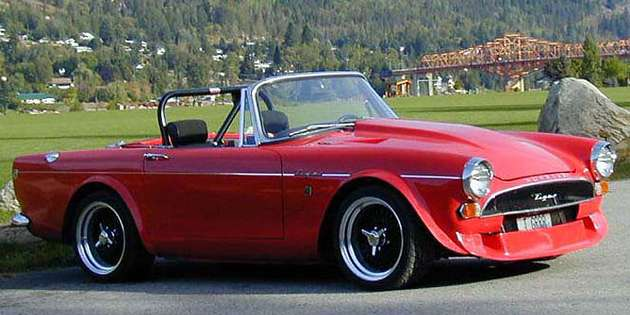 Sunbeam Tiger #9137087