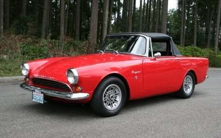 Sunbeam Tiger #7516945