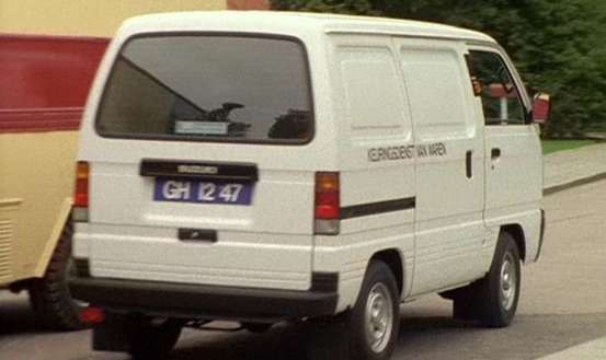 Suzuki Super Carry #8149348