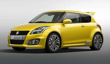 Suzuki Swift #8820788