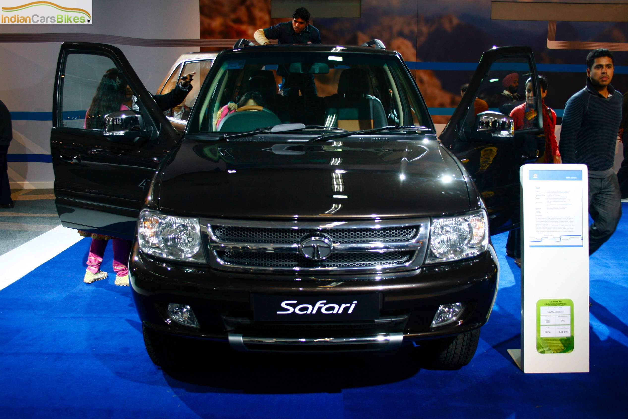 Tata Safari #7649044