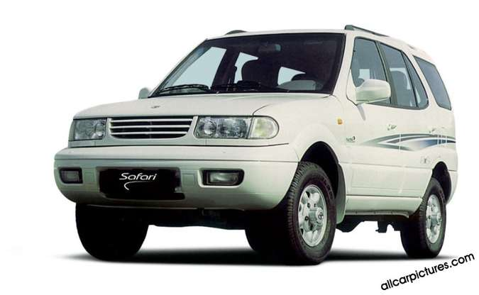 Tata Safari #7564741
