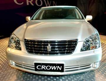 Toyota Crown #7046276