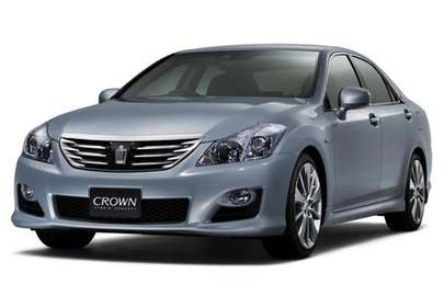 Toyota Crown #8816223