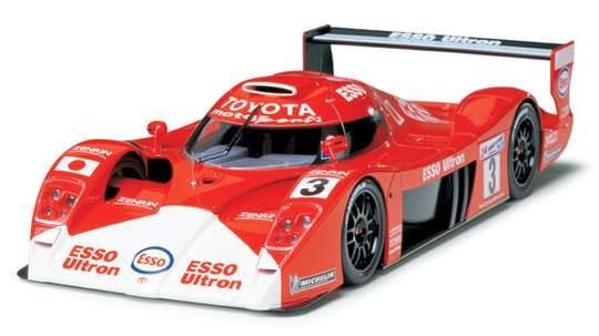 Toyota GT One #7629658