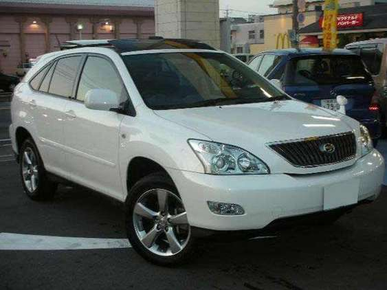 Toyota Harrier #7050377