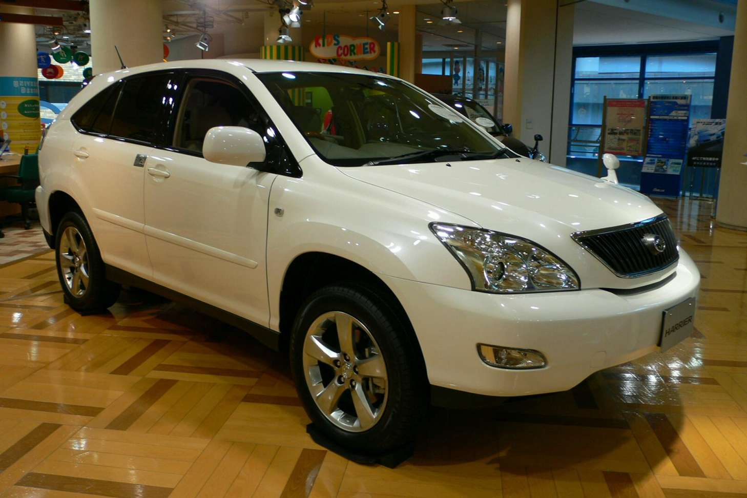 Toyota Harrier #8308511