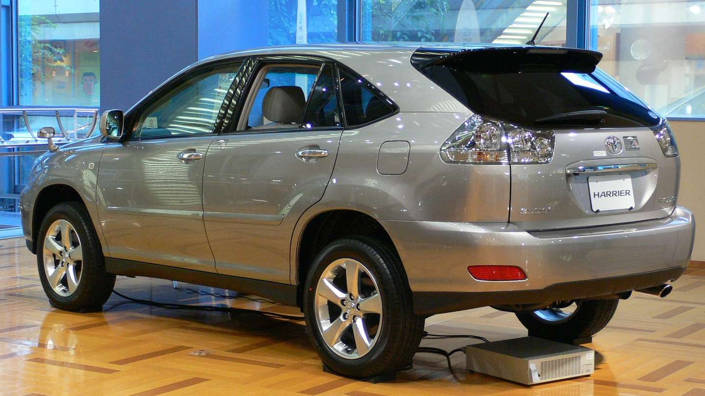 Toyota Harrier #8308361