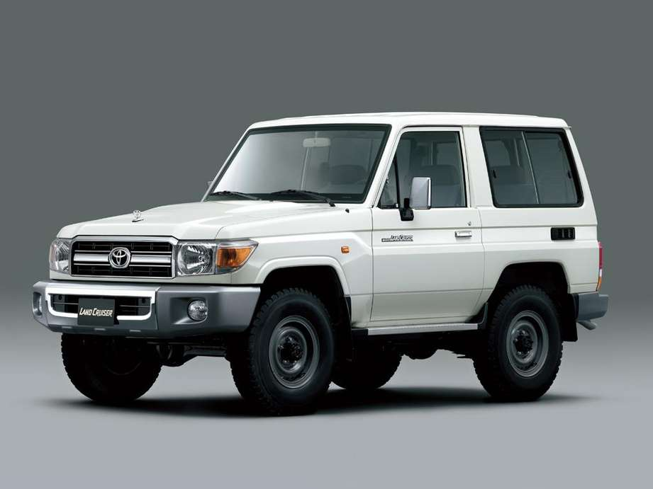 Toyota Land Cruiser 70 #7073138