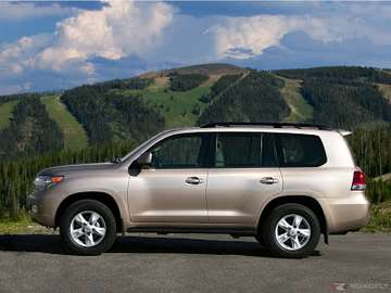 Toyota Land Cruiser V8 #7968016