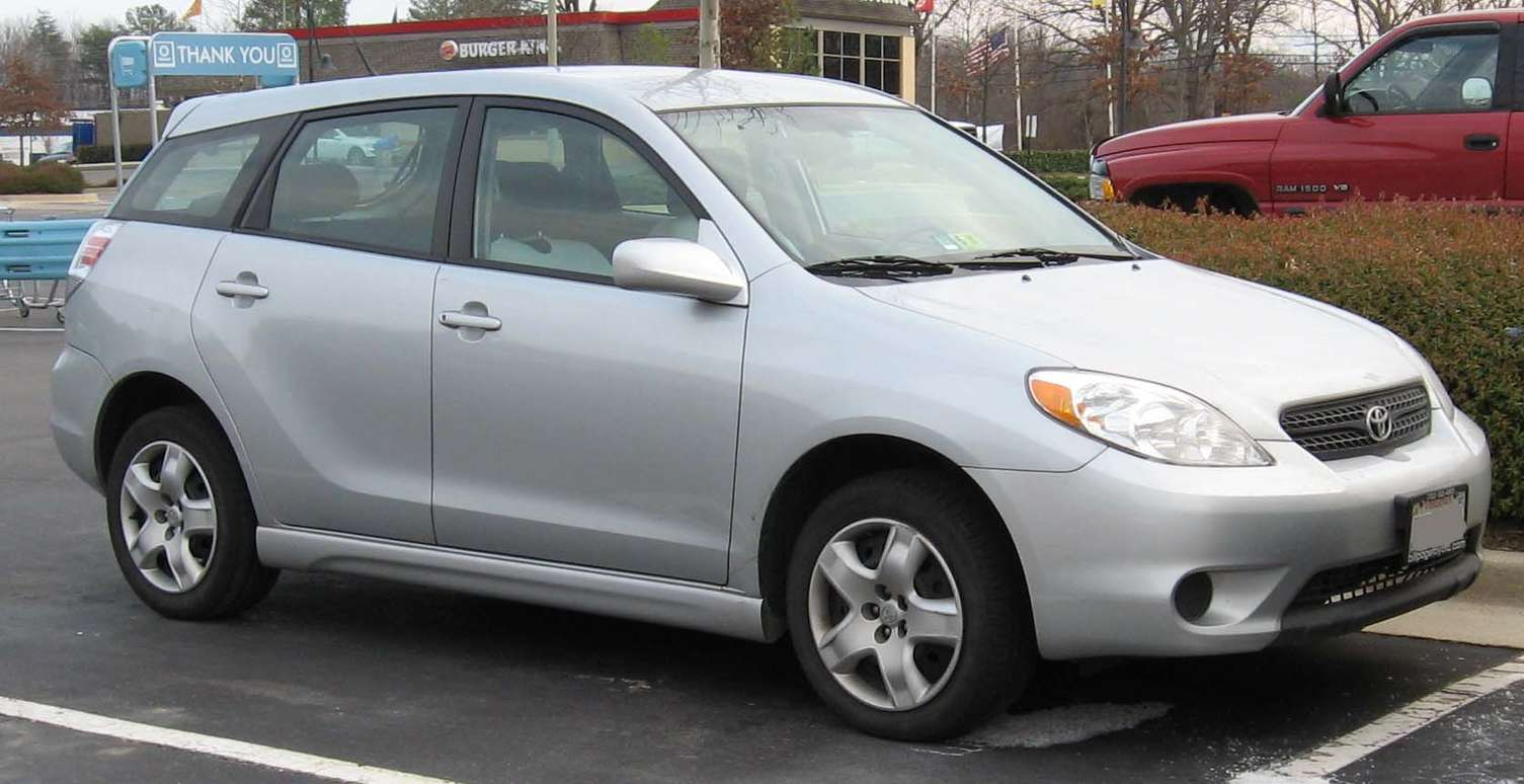 Toyota Matrix #8836868