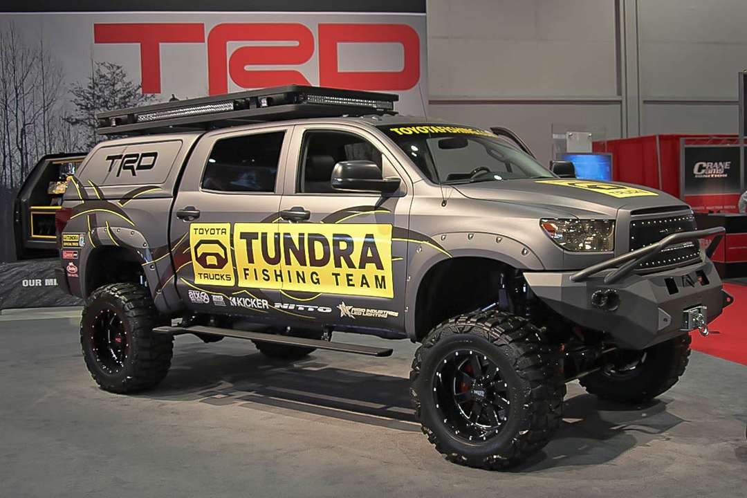 Toyota Tundra A Diesel Version Is Envisaged