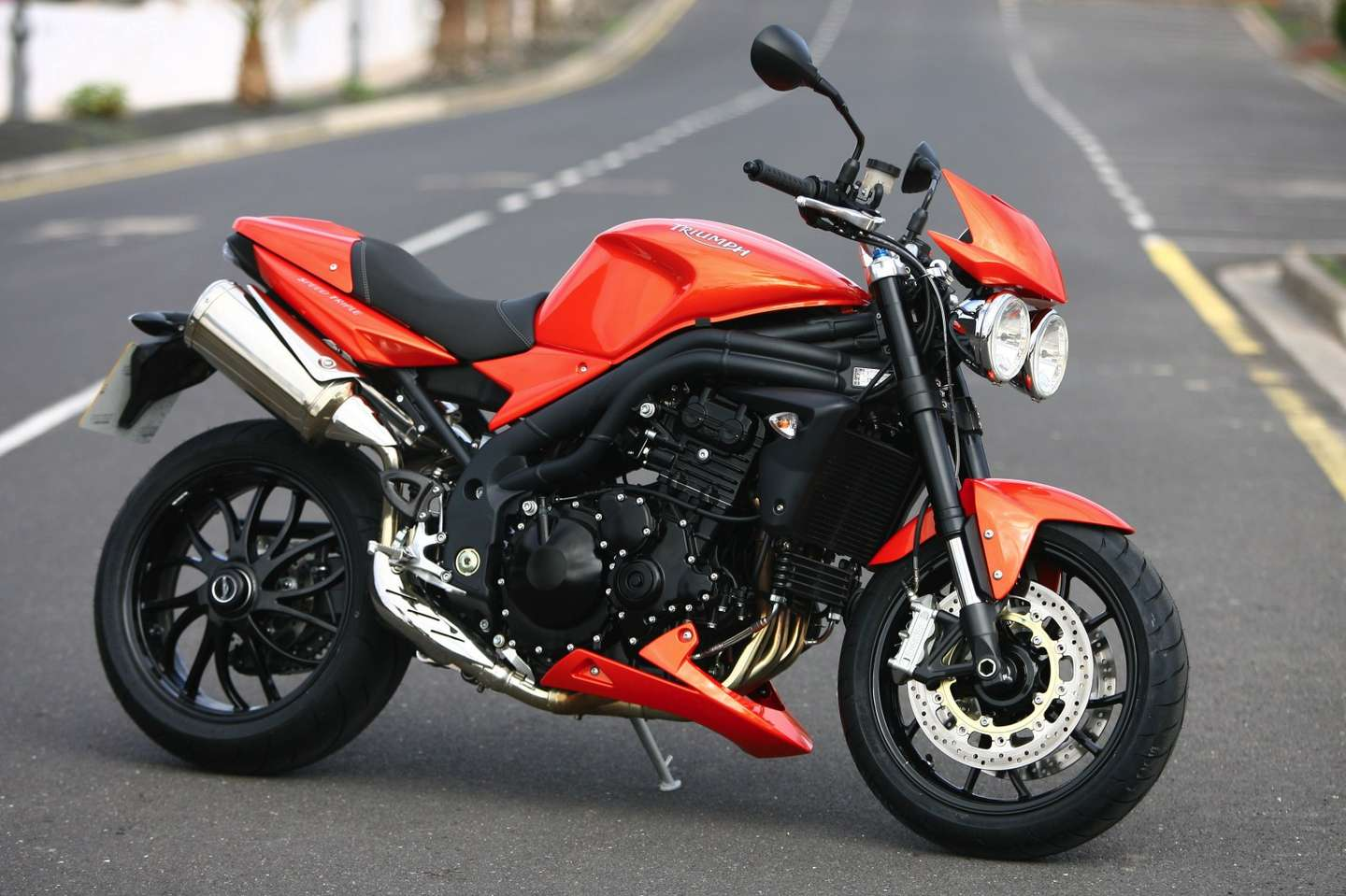 Triumph Speed Triple #8727826