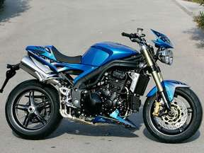 Triumph Speed Triple #9030857