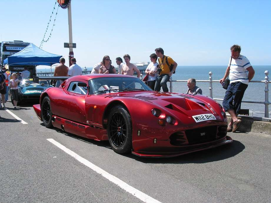 TVR Cerbera Speed 12 #9731324