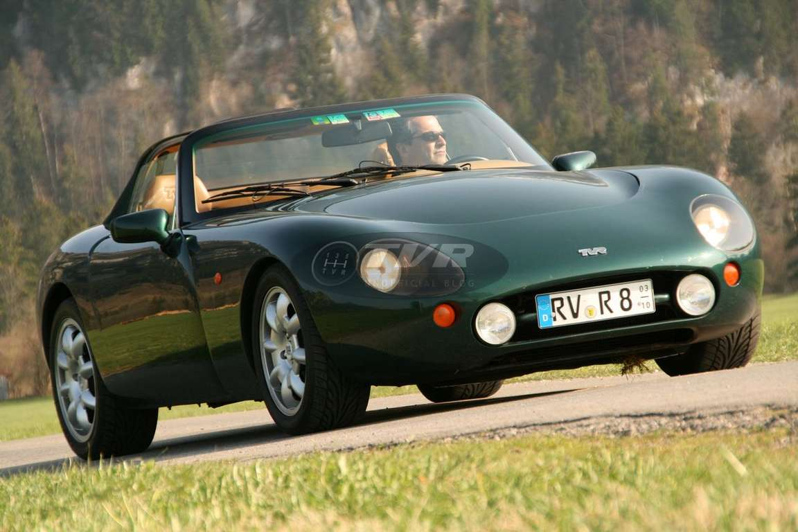 TVR Griffith #8906654