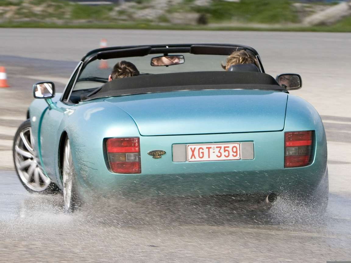 TVR Griffith 500 #9671716