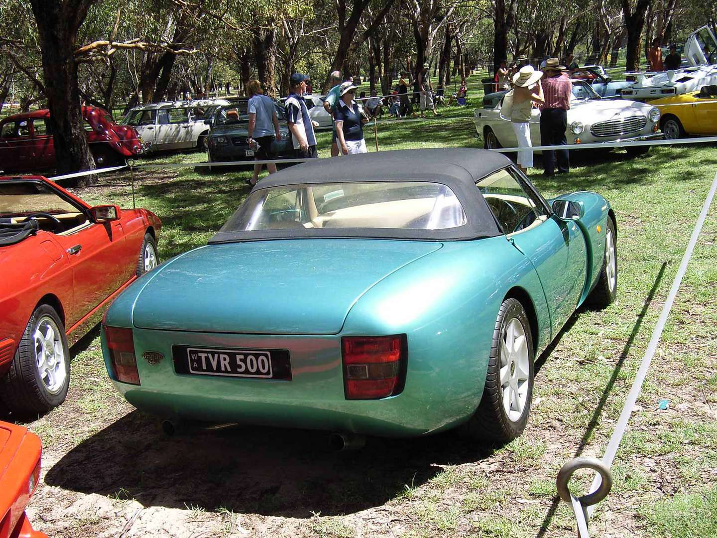 TVR Griffith #9185370