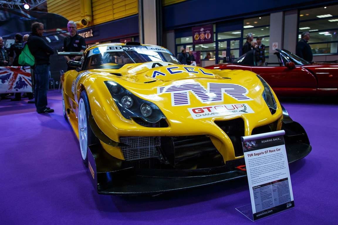 TVR Sagaris GT Race Car #8107194