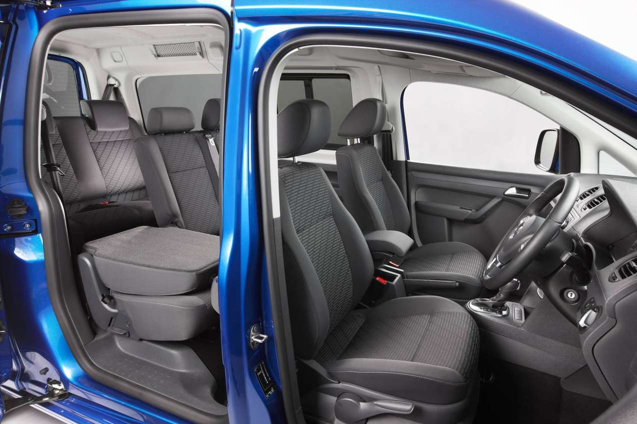 Volkswagen CADDY MAXI #8469700