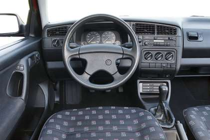Volkswagen Golf 3 #9657146