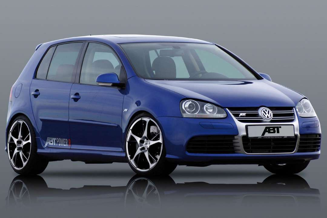 Volkswagen Golf R32 #7449033