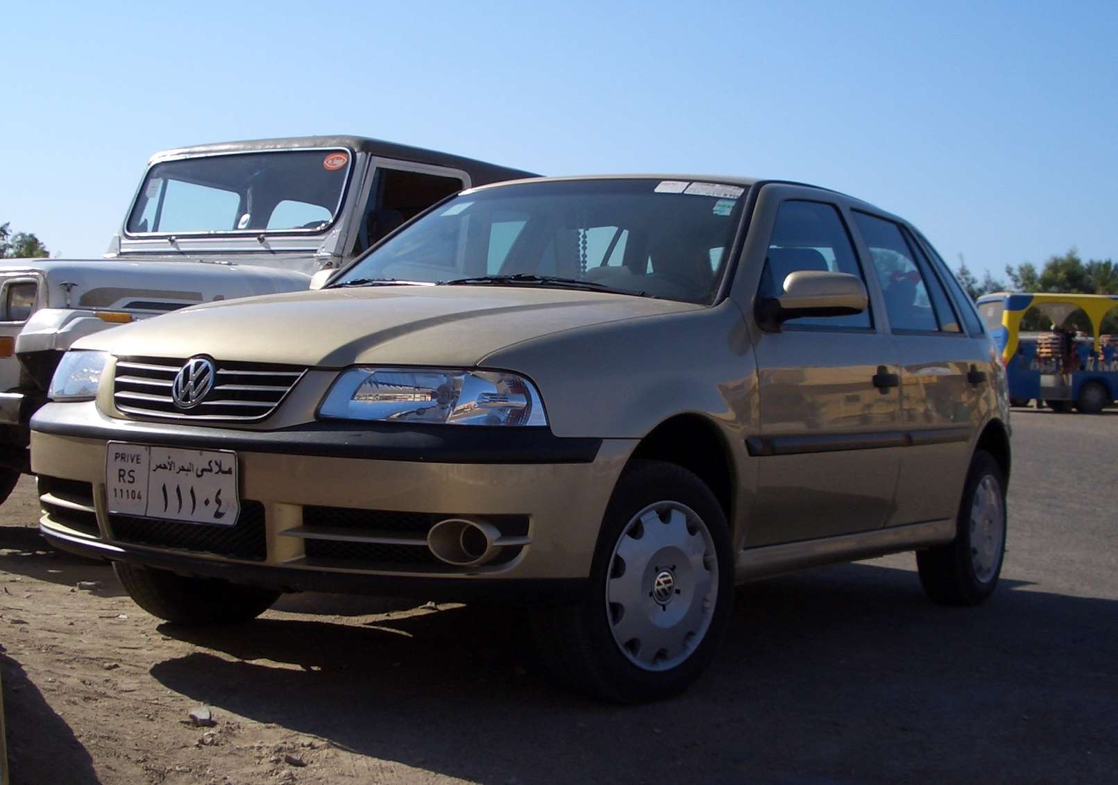 Volkswagen Pointer #8946560