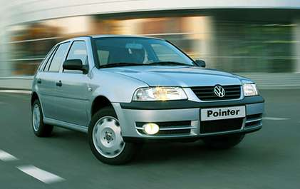 Volkswagen Pointer #9698587