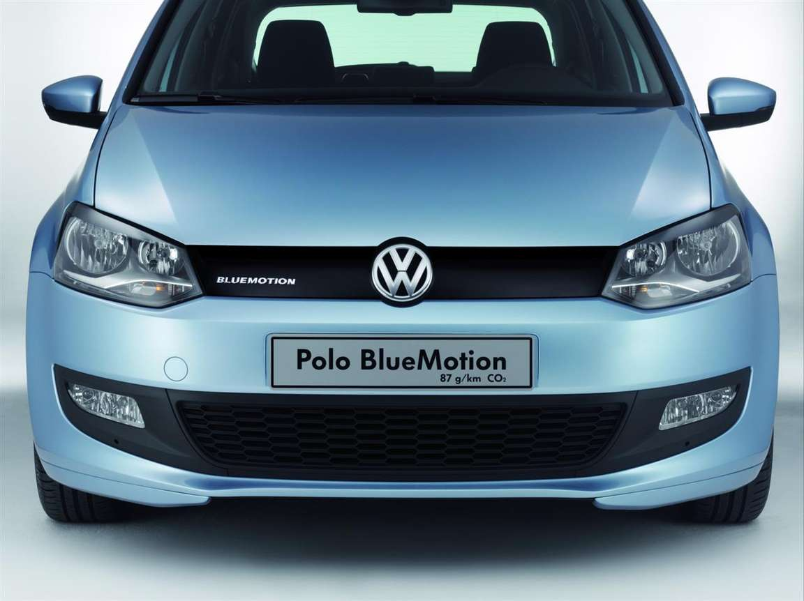 Volkswagen Polo BlueMotion #7331428