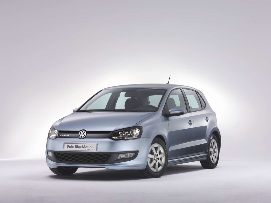 Volkswagen Polo BlueMotion #8542528