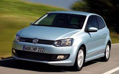 Volkswagen Polo BlueMotion #7469893