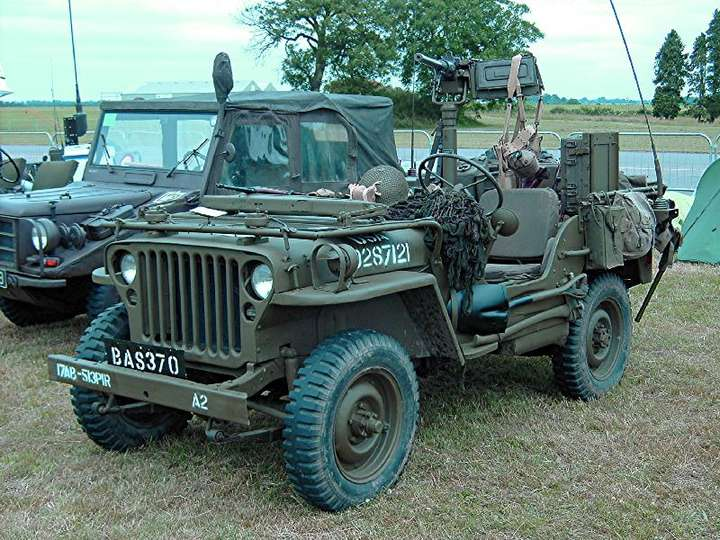 Willys MB #7382057