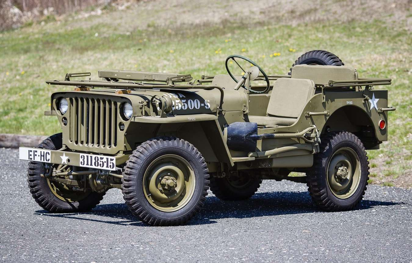 Willys MB #8097937