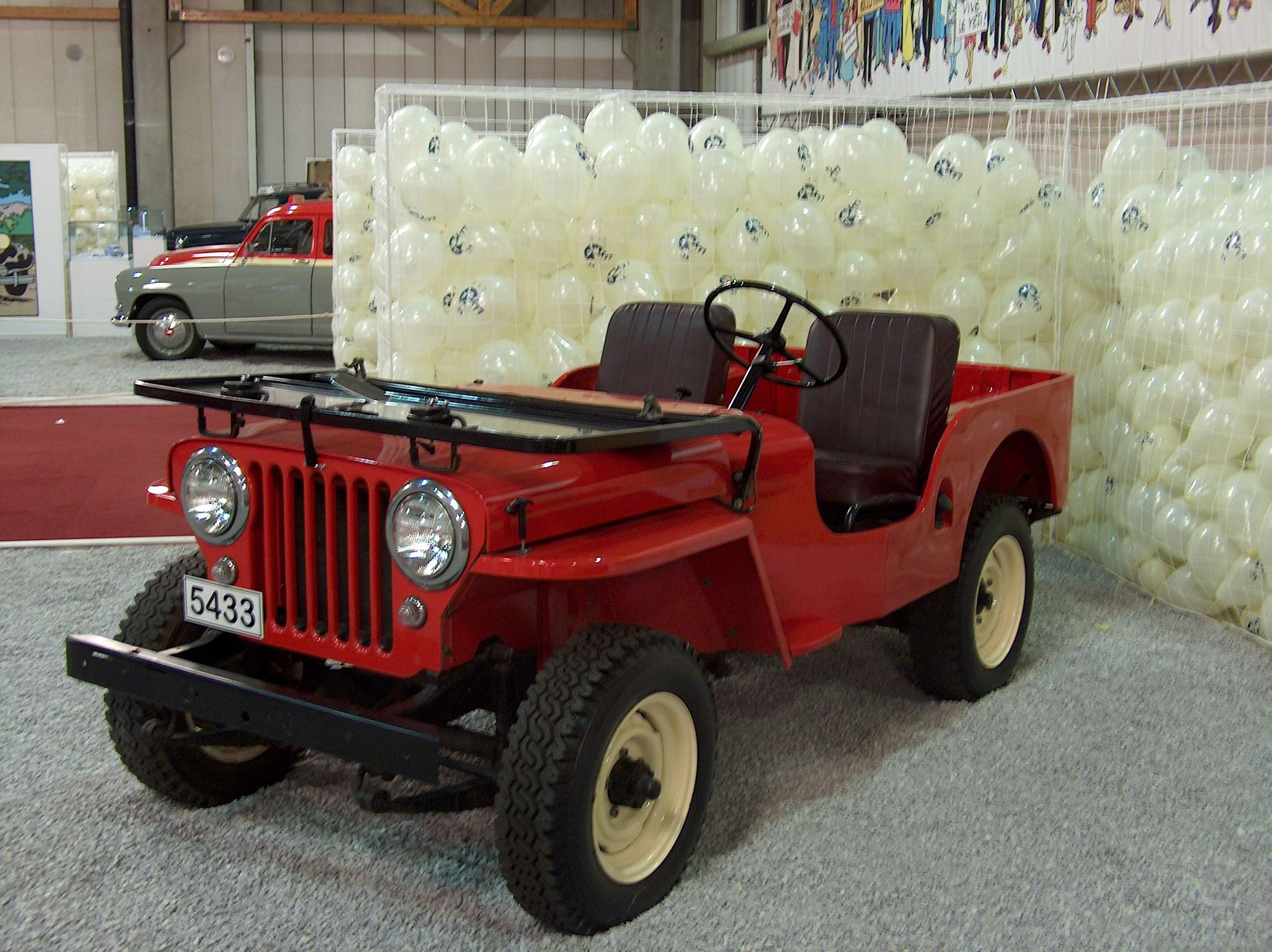 Willys MB #8526771