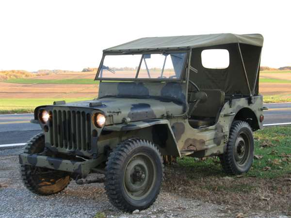 Willys MB #8250901