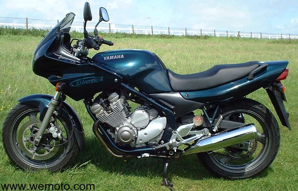 Yamaha Diversion 600 #9596803