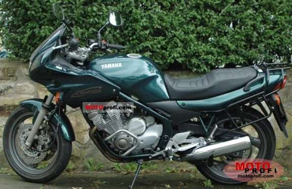 Yamaha Diversion 600 #8711001