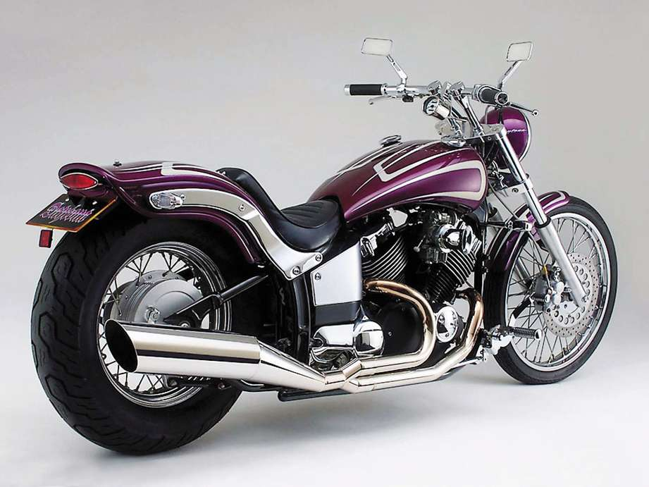 Yamaha Drag Star #8544610